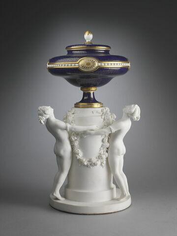 Cassolette à médaillons Manufacture de Sèvres