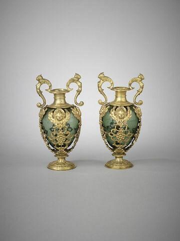 Vase, d'une paire (avec OA 1116 2)