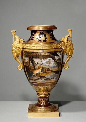 """Vase """"Clodion"""" de Monsieur, paire avec OA 11340"""