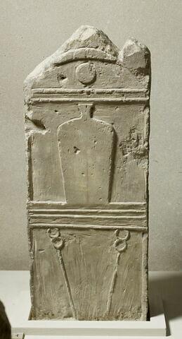 stèle ; objet votif