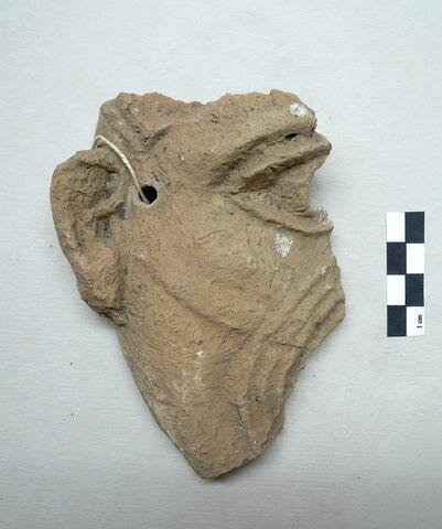 figurine ; masque