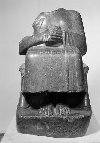 © Musée du Louvre / Maurice et Pierre Chuzeville