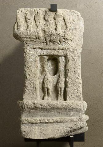 stèle ; maquette