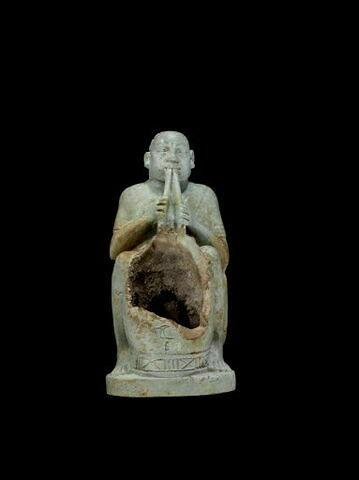 vue d'ensemble ; face, recto, avers, avant © 2013 Musée du Louvre / Georges Poncet