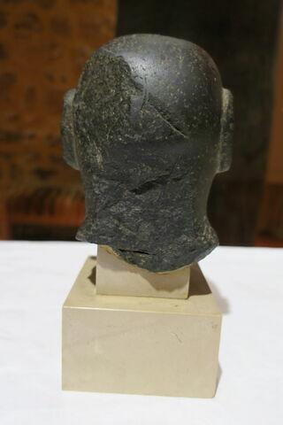 vue d'ensemble ; dos, verso, revers, arrière © 2018 Musée du Louvre / Antiquités orientales