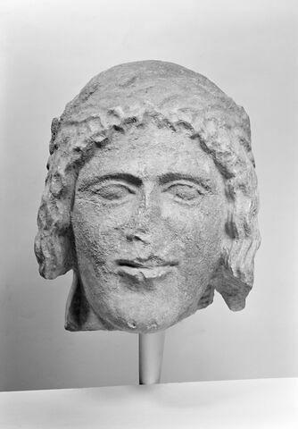 face, recto, avers, avant © Musée du Louvre / Antiquités orientales