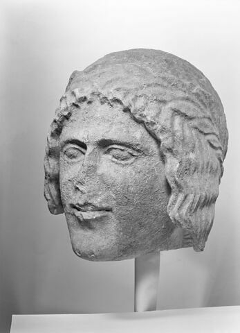 trois quarts gauche © Musée du Louvre / Antiquités orientales