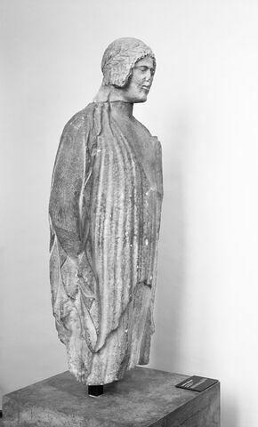 profil droit © Musée du Louvre / Antiquités orientales