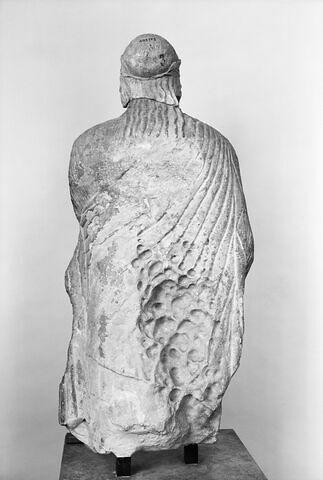dos, verso, revers, arrière © Musée du Louvre / Antiquités orientales