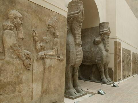 © 2010 Musée du Louvre / Antiquités orientales