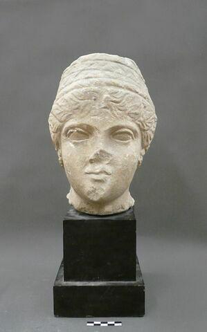 vue avec montage © 2009 Musée du Louvre / Antiquités orientales