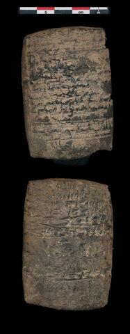 tablette ; scellement