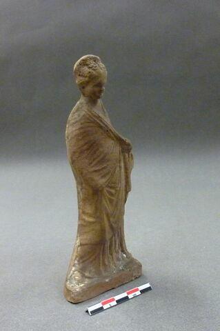 trois quarts droit © 2009 Musée du Louvre / Antiquités orientales