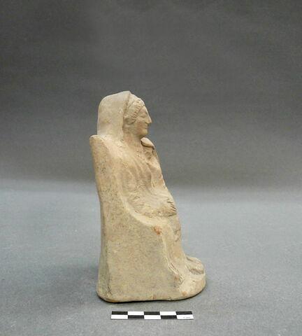 profil droit © 2009 Musée du Louvre / Antiquités orientales