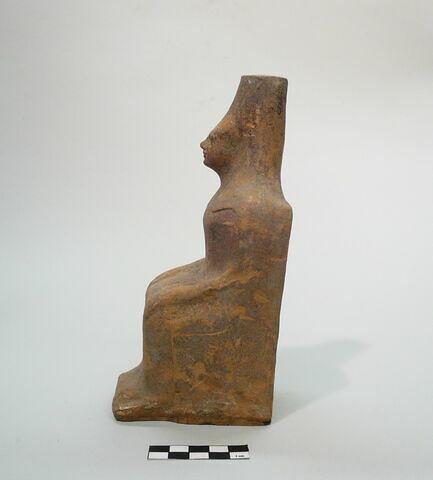 profil gauche © 2008 Musée du Louvre / Antiquités orientales