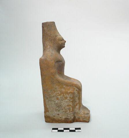 profil droit © 2008 Musée du Louvre / Antiquités orientales