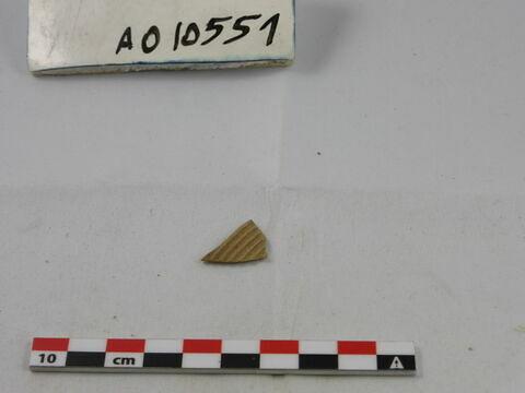 fragment ; objet indéterminé