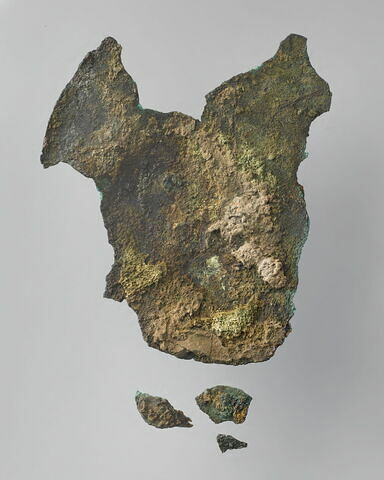miroir ; fragment