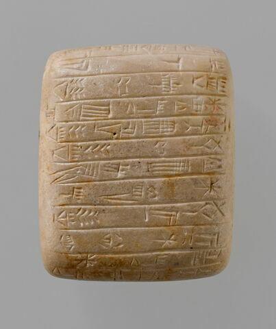 dépôt de fondation ; tablette de fondation