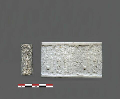 sceau cylindre ; cachet