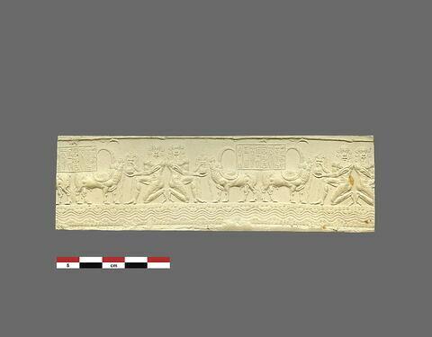 détail © 2012 Musée du Louvre / Antiquités orientales