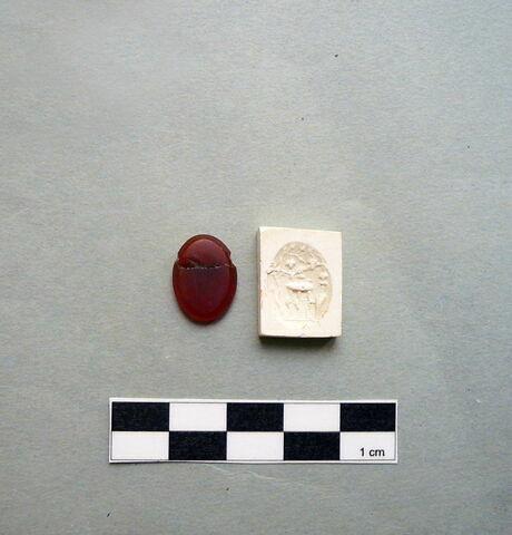 dessus © 2009 Musée du Louvre / Antiquités orientales