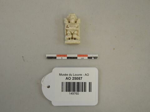 amulette ; plaquette
