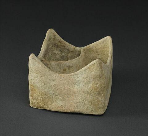 maquette architecturale ; modèle architectural ; vase