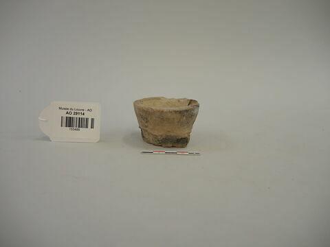 base ; élément de vase
