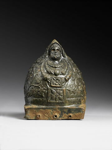 casque ; objet votif