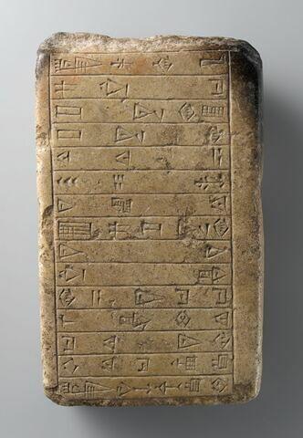plaque ; objet votif
