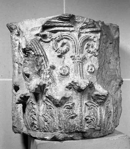 détail inscription © Musée du Louvre / Antiquités orientales