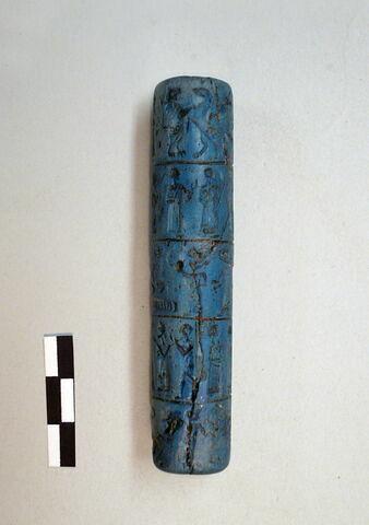 détail © 2008 Musée du Louvre / Antiquités orientales