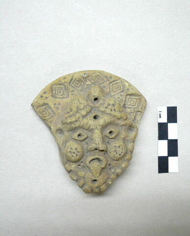plaque ; figurine