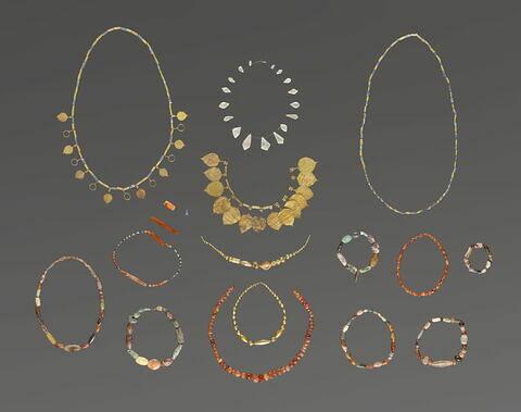 bracelet ; perle
