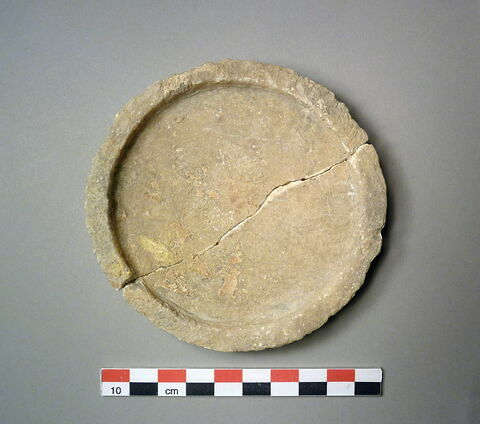 dessus © 2012 Musée du Louvre / Antiquités orientales