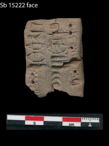 tablette  ; 2