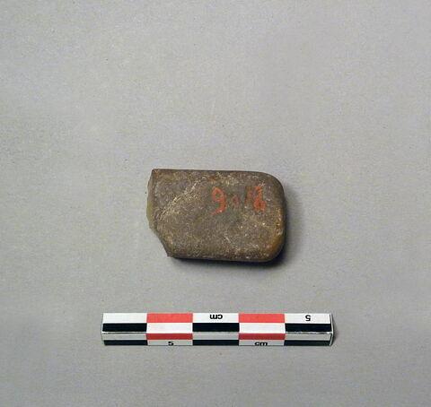 dos, verso, revers, arrière © 2012 Musée du Louvre / Antiquités orientales