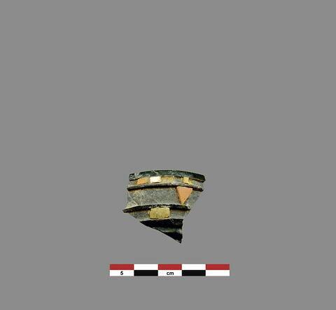 vase ; fragment ; élément