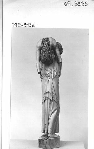 dos, verso, revers, arrière © 1977 RMN-Grand Palais (musée du Louvre) / Photographe inconnu