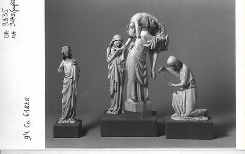 face, recto, avers, avant ; vue d'ensemble © 1994 RMN-Grand Palais (musée du Louvre) / Martine Beck-Coppola