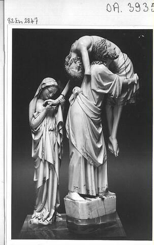vue d'ensemble © 1982 RMN-Grand Palais (musée du Louvre) / Photographe inconnu