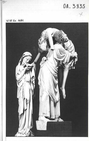 vue d'ensemble © 1965 RMN-Grand Palais (musée du Louvre) / Photographe inconnu