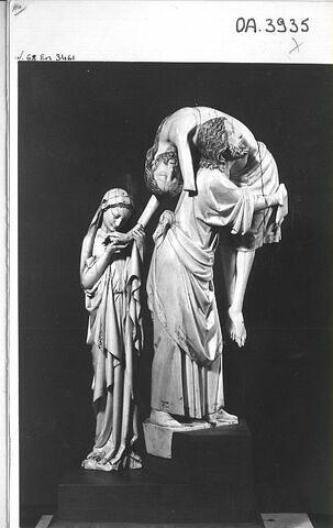 vue d'ensemble © 1968 RMN-Grand Palais (musée du Louvre) / Photographe inconnu