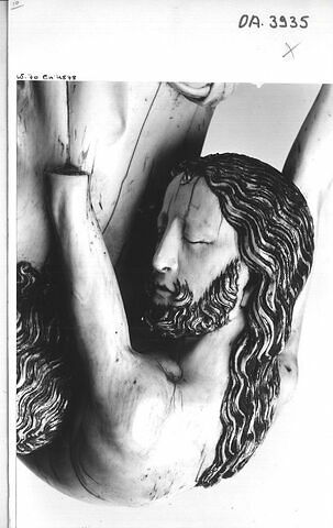 détail ; vue de dessus © 1970 RMN-Grand Palais (musée du Louvre) / Photographe inconnu