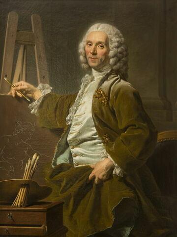 Hyacinthe Collin de Vermont (1693-1761), peintre