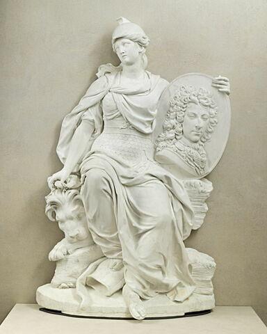 Monument funéraire de François-Louis de Bourbon, prince de Conti (1664-1709)