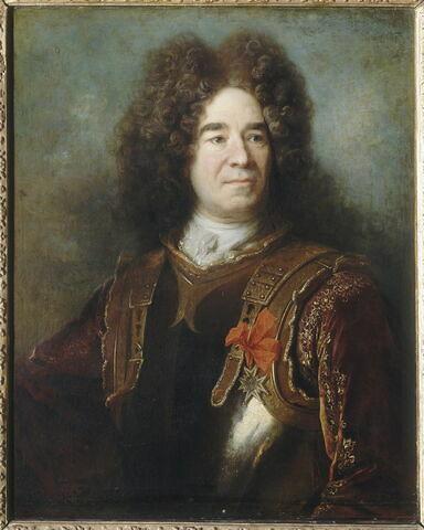 Portrait de Jean Thomas, comte de Bérulle (v. 1655-1715), lieutenant général des armées du Roy