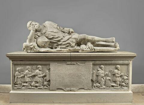 Éléments du tombeau de Jean d'Humières