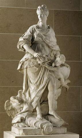 Marie Leszczynska en Junon (1703-1768), reine de France